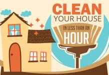 Cleaning-Your-Home-in-less-than-an-Hour