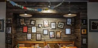 Coffee shop Wallpaper - Negosentro