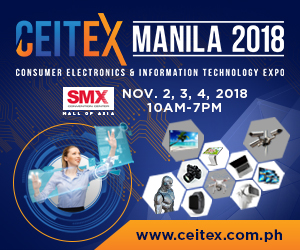 CEITEX Manila 2018-negosentro