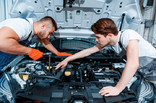 Ford Repairs - Negosentro