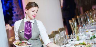 wedding catering help
