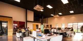 office design workspace