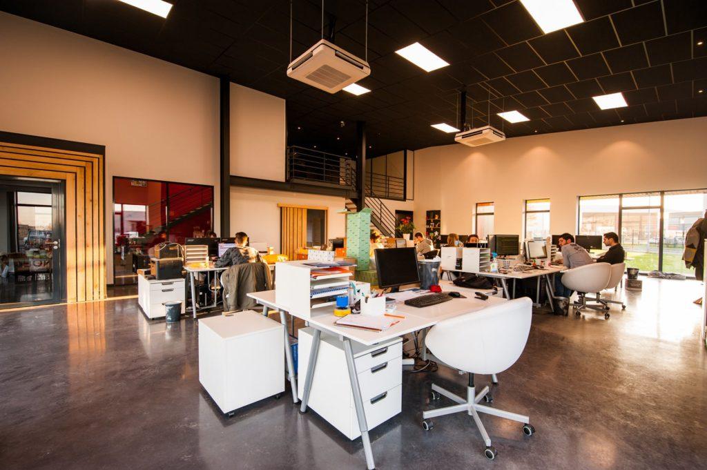 5 Examples Of Innovative Office Design Negosentro