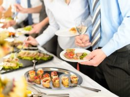 Catering Services for Corporate Events3