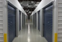 best climate controlled storage unit