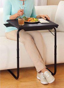adjustable tv tray