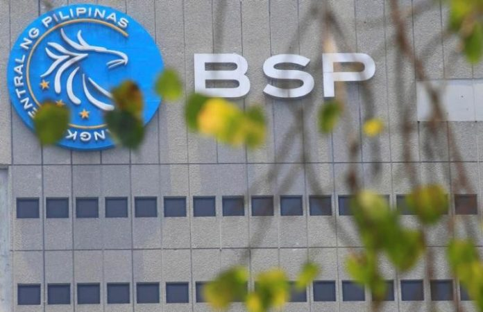Bangko Sentral ng Pilipinas (Central Bank of the Philippines) is seen at their headquarters in Manila