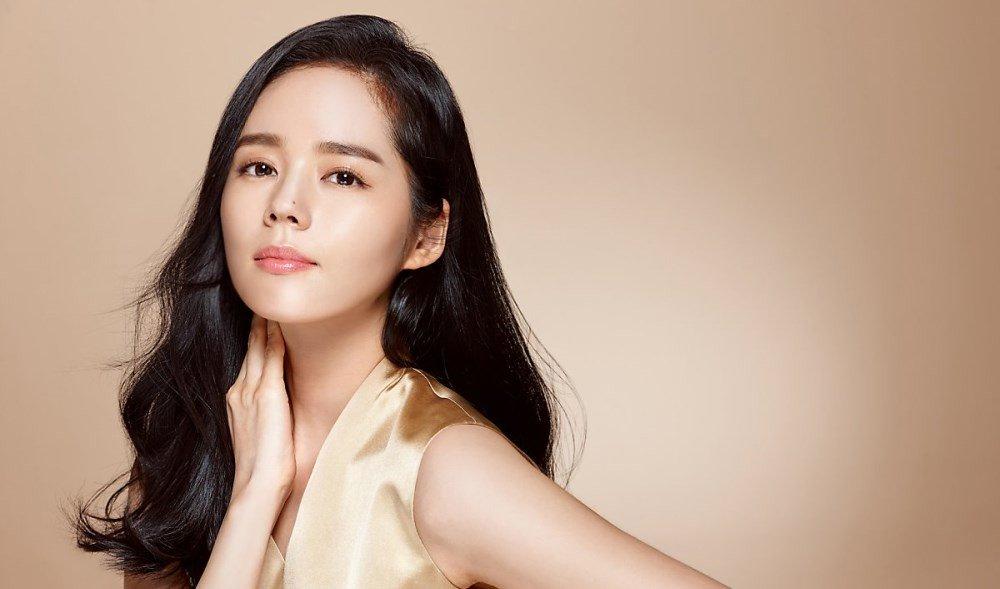 Beautiful korean actress