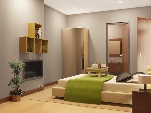 Azalea 1BR Bedroom