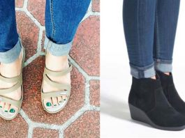 croc heels