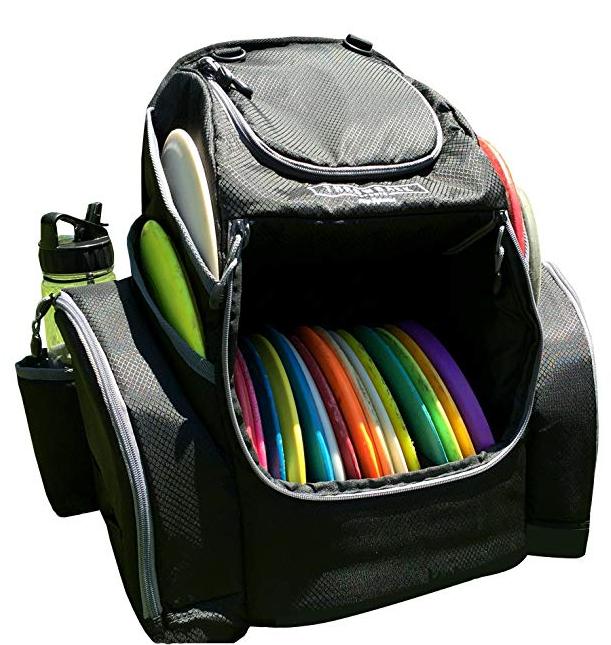 disc golf packs