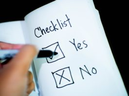 Checklist for Budding Entrepreneurs