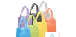 Hotstamp Frosted Bags 1