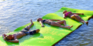 best floating water mat