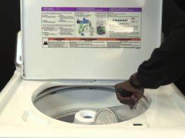 winterize a washing machine