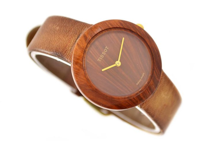 Tissot WoodWatch (1988) Negosentro