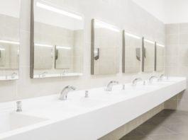 Dirty Washrooms