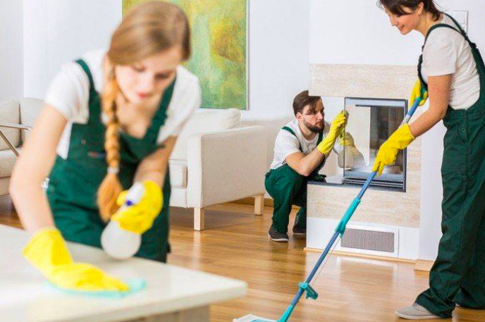 Getting Clean After Christmas house cleaning service