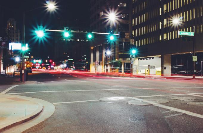 Smart Technologies traffic lights - Negosentro