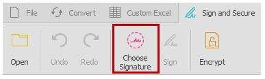 choose_signature