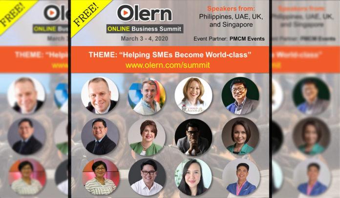 OLERN Business Summit - Negosentro