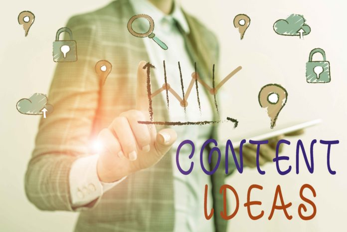 Content Ideas