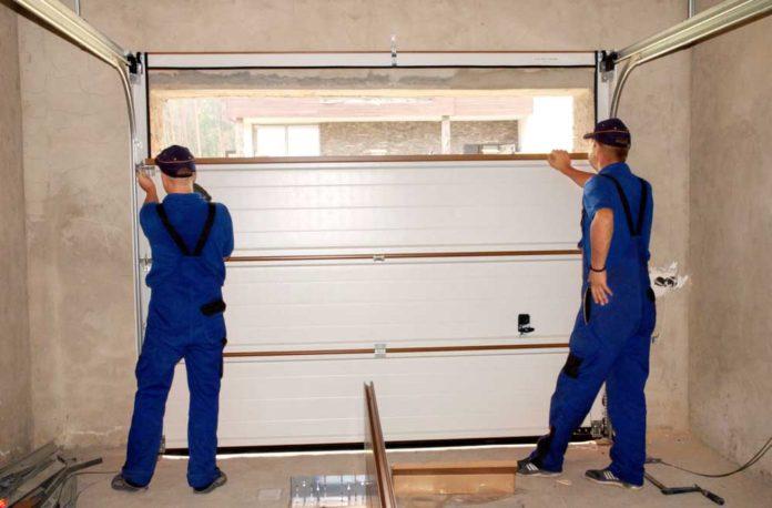 Garage Door Repair Mechanic