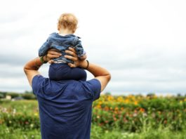 Work-life balance tips dad
