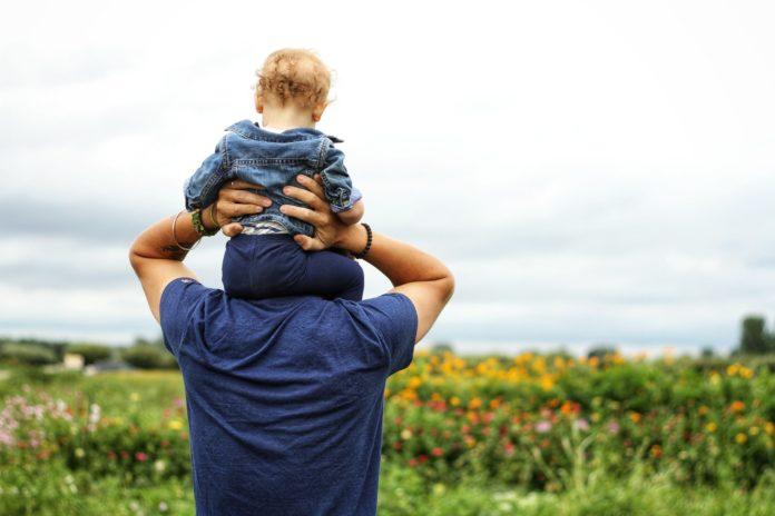Work-life balance tips dad