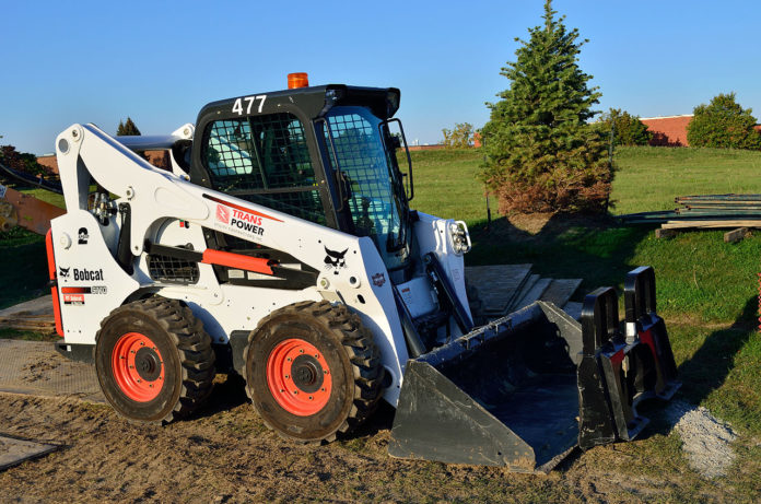 Things you can do with a skid steer loader