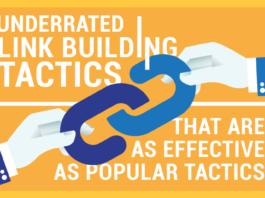 Underrated Link Building Tactics that Work Surprisingly Well