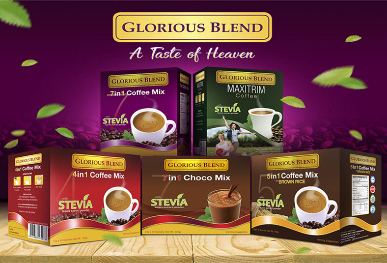 Glorious Blend Coffee