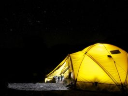 Things you might need for camping for 2021