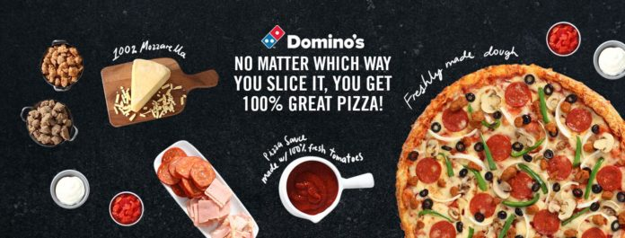 Double Deal Pizza from Domino's PH for February 2021