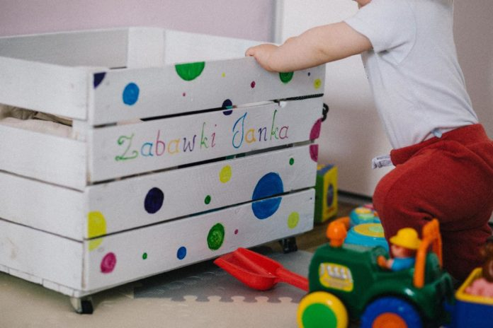 10 Toy Storage Ideas For Small Spaces