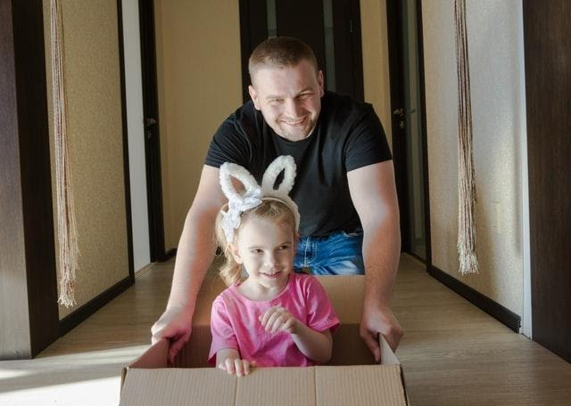 Avoiding health hazards when moving with kids