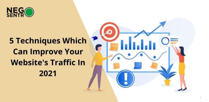 5 Techniques Which Can Improve Your Website's Traffic In 2021