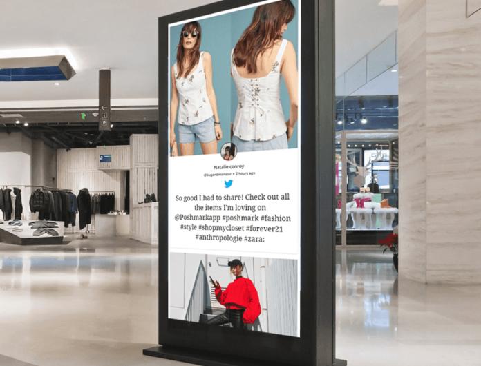 Why You Should Display Social Media on Digital Signage