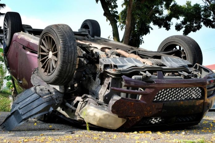Be careful with Rollover Mishaps