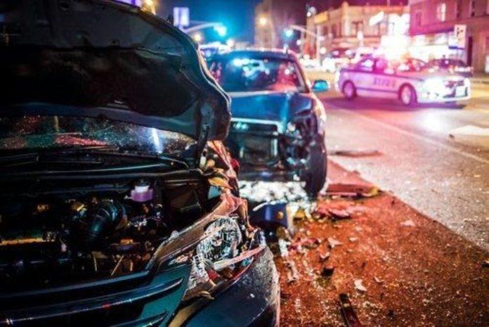 Boston Back Side Impact Accident