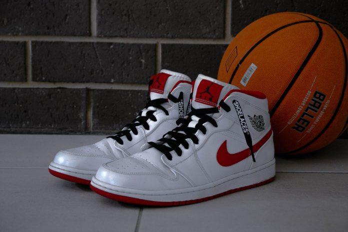 Jordans are fake