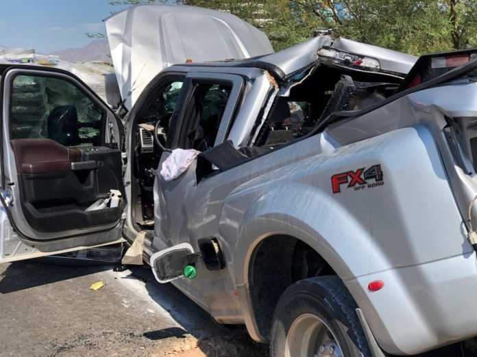 Mesquite Rear-End Accident Advisory System