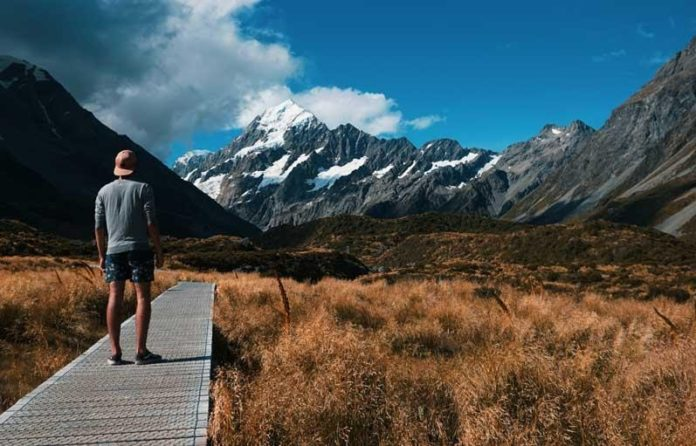 New Zealand - an interesting place to live and work